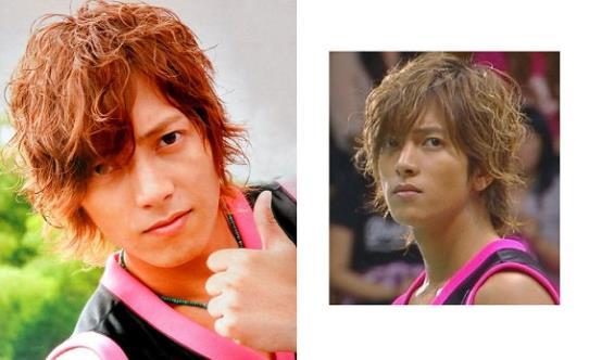 2009年7月から放送されていた月9ドラマ「ブザービート」の時の髪型です。