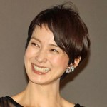 安田成美、40代の髪型の模範はこれだ!?