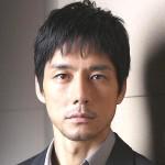 西島秀俊の髪型、イイ感じに枯れてきた40代の代表!