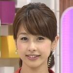 加藤綾子の髪型、ミディアムヘアーのアレンジ方法と美容院について
