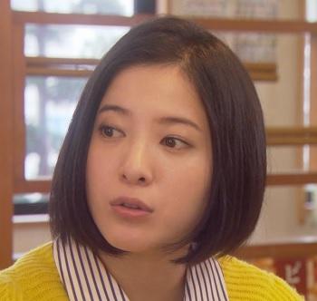 髪がさらさらな吉高由里子